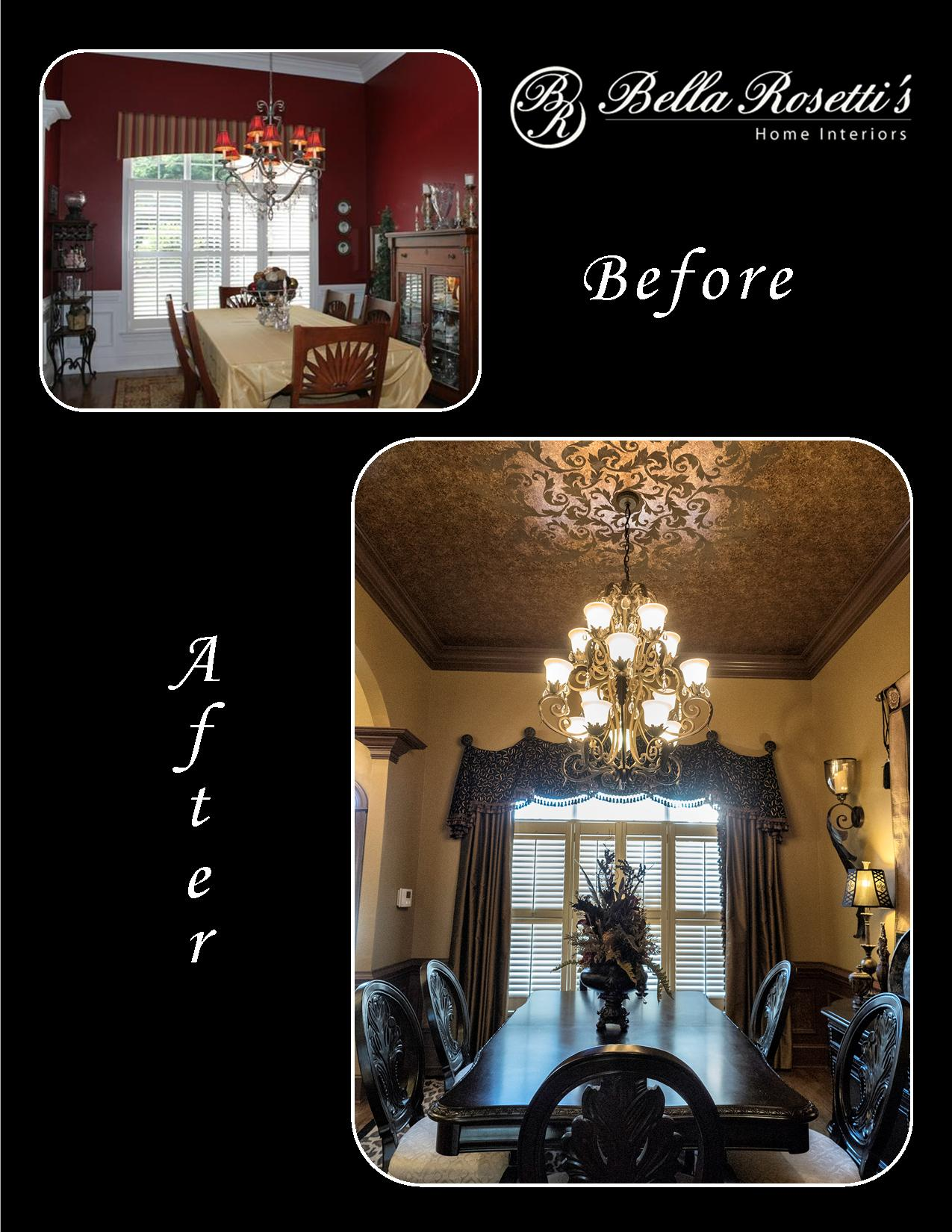 Before And After Bella Rosetti 39 S Home Interiors